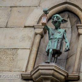 House Elf Statue