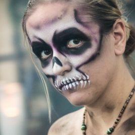 Voodoo Tribeswoman