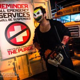 Male Chainsaw Purger
