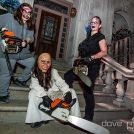 Female Chainsaw Purgers
